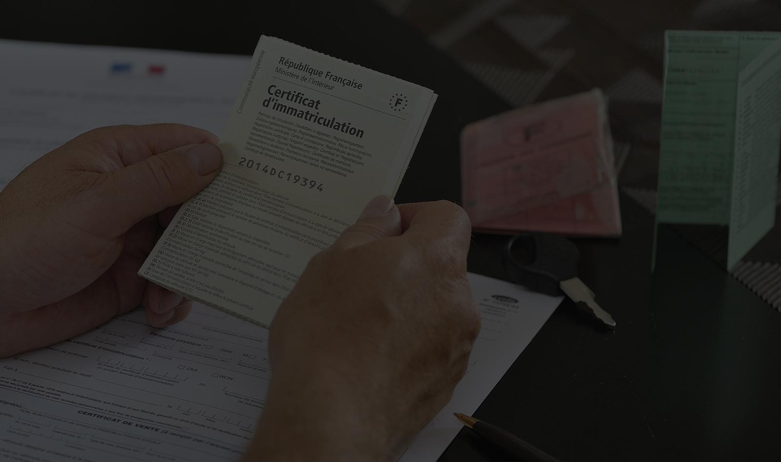 service carte grise et permisde conduire nimes